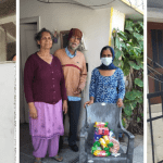 Chandigarh Youth utilizes unorthodox plan to improve the Social-Emotional Health of the Elderly during the Lockdown